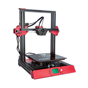TEVO® 50% Prebuilt Flash 3D Printer Kit with 235*235*250 Large Printing Size Support Dual Z Axis/BL-Touch Version with Titan Extruder/Volcano Nozzle
