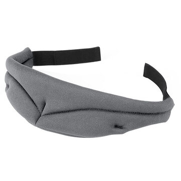 Adjustable Silk Aviation Sleep Eye Face Mask Blackout Goggles Comfortable Wearing