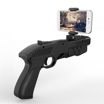 AR Game Gun Augmented Reality Shooting Games Phone Holder Gamepad For Smartphone