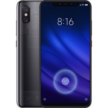 US$529.99 35% Xiaomi Mi8 Mi 8 Pro Global Version 6.21 inch 8GB 128GB Snapdragon 845 Octa core 4G Smartphone Smartphones from Mobile Phones & Accessories on banggood.com