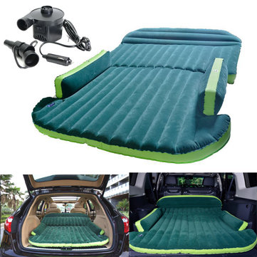 Heavy Duty Car Travel Inflatable Air Mattresses Sleeping Bed SUV Back Seat Mat