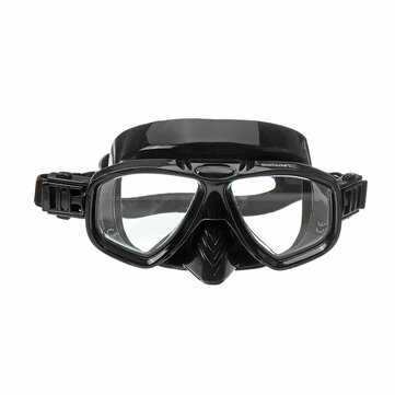 Men Women Diving Mask Anti Fog Mask Underwater Swimming Breath Snorkeling Glasses