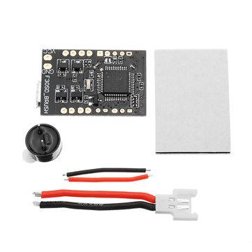 Realacc F3 V1.0 Betaflight Cepillada Junta de Control de Vuelo OSD Integrado con Buzzer STM32 F303 MPU600