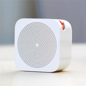 Original Xiaomi Network WiFi Online Radio Enhanced Version Dual Driver Alarm Clock Bluetooth Speaker