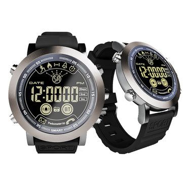 LEMFO LF23 Waterproof Sport Watch 610 mAh Battery Long Standby Pedometer Smart Watch