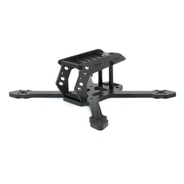 SPC Maker 110VT 110mm FPV Racing RC Drone Kit telaio in fibra di carbonio 3mm Supporto braccio RunCam Micro Swift Cam