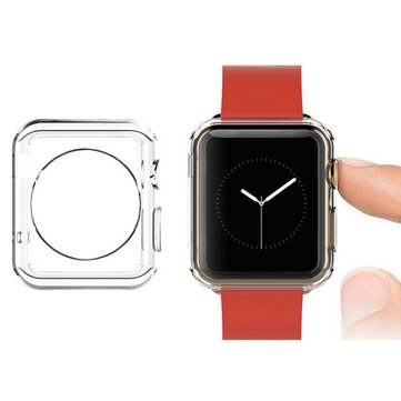 TPU Protective Case Cover For Apple Watch Series 1 38mm