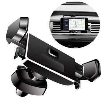 Universal Touch Linkage Auto serratura Rotation Car Mount Air Vent Supporto per telefono per cellulare