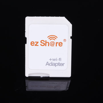EZshare WIFI Wireless TF Card to Full-sized Memory Card Adapter Converter