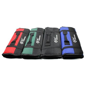 Multi-function Waterproof Oxford Carrying Handles Folding Roll Bags Portable Toolkit Storage Tool Bag