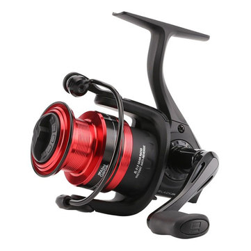 Original ABU GARCIA BLACK MAX Spinning Fishing Reel BMAXSP5-60 500-6000 3+1BB Fishing Reel
