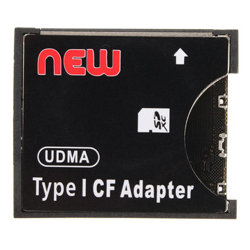 Extreme Single MMC Slot To CF Type I Compact Flash CF Memory Card Adapter