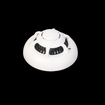 YS-Q8 UFO 1080P CMOS WIFI Fake Cigarette Smoke Alarm Hidden Record Security Camera for PC Android iPhone