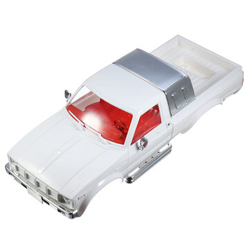 HG P407 1/10 2.4G 4WD Rc Car Spare Parts Body Shell ASS-08