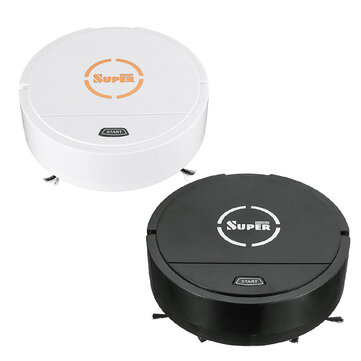Rechargeable Automatic Smart Robot Vacuum Cleaner Edge Cleaning Suction Sweeper Window