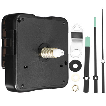 18mm Quartz Clock Movement Hour Minute Second Hand Silent Clock Movement Mechanism Kit