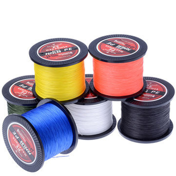 SeaKnight 1000M Tri-Poseidon Series Braid Wire PE Braided Fishing Line Braided Line 8-60LB