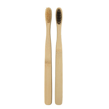 Oral Care Durable Bamboo Toothbrush Soft Medium Teeth Brushes Environmental