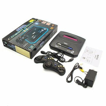Kong Feng Game Player 16 Bit MD2 Supprot NTSC/PAL System Video Game Console