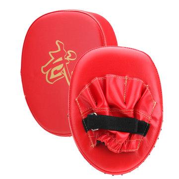 Target MMA Boxing Mitt Focus Punch Pad Training Glove Karate Muay Thai Kick
