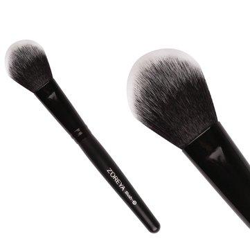 Black Blush Brush Nylon Hair Face Foundation Makeup Brushes Comestic Tool