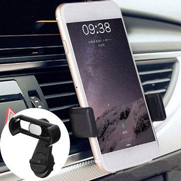 유니버설 360 ° 자동차 공기 환기구 홀더 마운트 스탠드 클립 휴대 전화