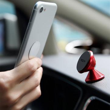 ROCK Dumbbell Strong supporto magnetico in lega di alluminio per cellulare per Xiaomi iPhone