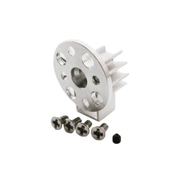 Heat Radiating Aluminum Motor Seat Motor Mount For RC Airplane 22 Series Brushless Motor