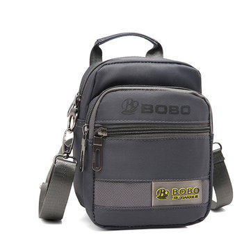 Men Business Casual Small Crossbody Shoulder Bag Messenger Bag