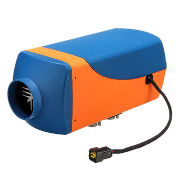 2KW/3KW/5KW 12V Single/4 Holes Air Diesel Heater Parking Heater LCD Digital Display Air Heater