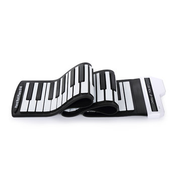 HiFing U61P6/U88P6 USB 61 88 Keys Roll Up Piano For Beginner Kids Toy Gift