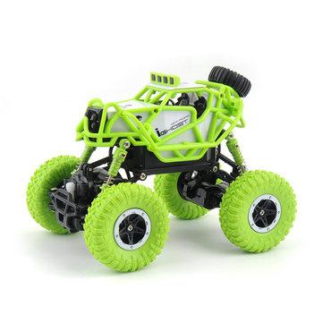 HB Toys PY4301 1/43 2.4G 4WD Racing RC Car Climbing 4x4 Double Motors Off-Road Bigfoot Vehicle