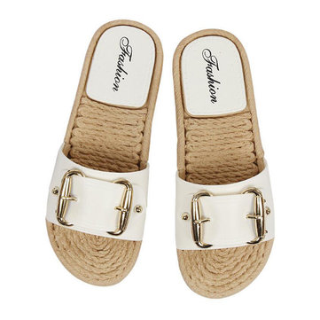 Women Sandals Mules Slider Sandals Beach Slippers Flat Shoes Soft Sole Outdoor Beach Sandals