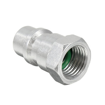 25mm Aluminum Alloy R12/R22 To R134A Conversion Thread Adapter Valve