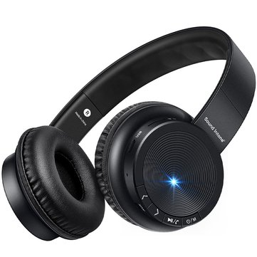 Sound Intone P30 Wireless Bluetooth Headphone TF Card Stereo Bass Headset with Mic for iPhone Xiaomi