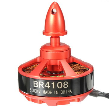 Racerstar Racing Edition 4108 BR4108 600KV 4-6S Brushless Motor For 500 550 600 for RC Drone FPV Racing