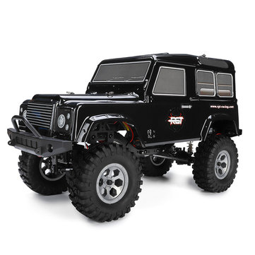 HSP RGT 136100 1/10 2.4G 4WD Racing RC Car Big Foot Off-Road Truck Waterproof Toy Random Color