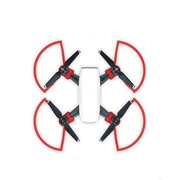 프로펠러 가드 보호 커버 DJI SPARK RC Quadcopter의 Crashproof Circle