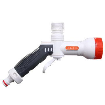 M13 High Pressure Spray Washing Gun Wash Snow Foam Water Gun Clean Pipe Washer Sprayer 4.5m