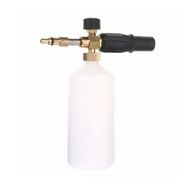 Snow Foam Lance Washer Clean Car Wash Gun Soap Pressure Bottle For NILFISK