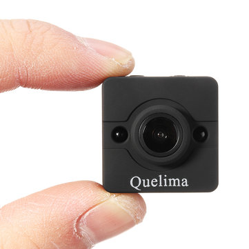Quelima SQ12 Mini 1080P FHD Car DVR Camera Motion Detection Support TF Card with 155 Degree Wide