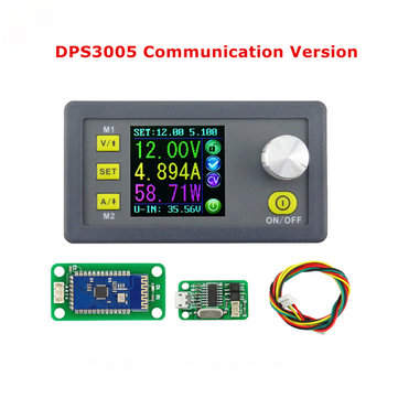 RUIDENG DPS3005 32V 5A Communication Function Constant Voltage Current Step Down Power Supply Module Buck Voltage Converter LCD Voltmeter
