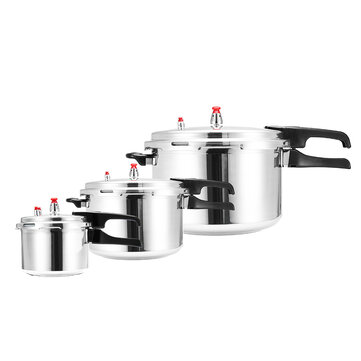 3L 11L 17L Pressure Cooker Commercial Grade Pressure Cooker Kitchen Pot Utensil