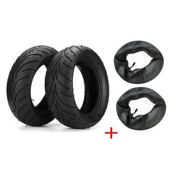 4PCS 47cc 49cc Front+Rear Tire Rim+Inner Tube