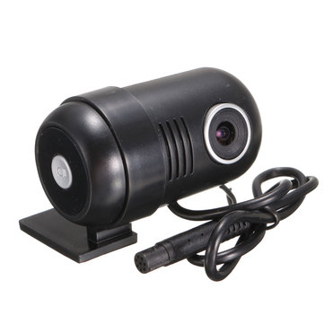 1080P Mini Car DVR Hidden Dash Camera Vehicle Black Box G-Sensor Video Recorder