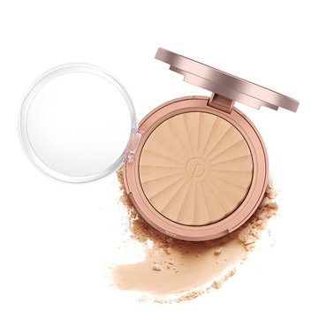 O.TWO.O Foundation Pressed Powder Base Concealer Face Brightener Oil-control Moisturizer Makeup