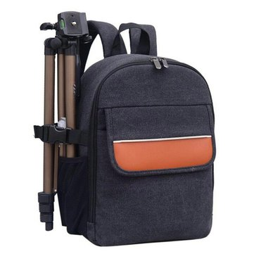 Waterproof Outdoor Backpack Rucksack Shoulder Travel Bag Case For DSLR Camera