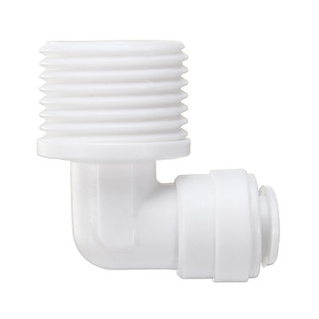 1/4 1/2 Inch RO Grade L Type Water Quick Connect Fittings Pipes for Water Filters