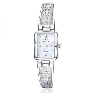 Casual Style Ladies Bracelet Watch