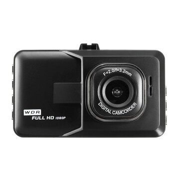 3inch Full HD 1080P Car DVR Camera G-sensor Vehicle Dash Cam Digital Video Recorder